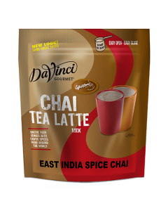 DaVinci East India Spice Chai Latte Mix (3 lbs) - Formerly Caffe D'Amore, P7240