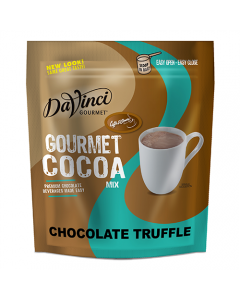 DaVinci Chocolate Truffle Gourmet Cocoa Mix (2 lbs) - Formerly Caffe D'Amore, P7258