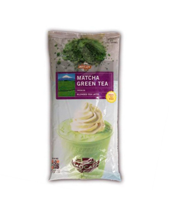 MoCafe Matcha Green Tea Frappe Mix (3 lbs), P7511