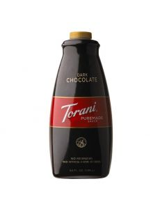 Torani Dark Chocolate Puremade Sauce 64oz