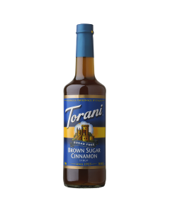 Torani Sugar Free Brown Sugar Cinnamon Syrup (750 mL), G-Brown Sugar Cinnamon-sf
