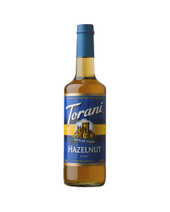 Torani Sugar Free Hazelnut Syrup (750 mL), G-Hazelnut-sf