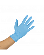 Karat Nitrile Powder-Free Gloves (Blue) - Small - 1,000 ct