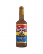 Torani Irish Cream Syrup (750 mL), G-Irish Cream