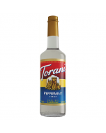 Torani Peppermint Syrup (750 mL), G-Peppermint