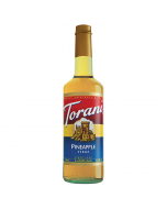 Torani Pineapple Syrup (750 mL), G-Pineapple