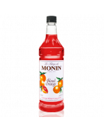 Monin Blood Orange Syrup (1L), H-Blood Orange, 1.0L