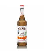 Monin Salted Caramel Syrup (750mL), H-Caramel, Salted