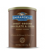 Ghirardelli Sweet Ground Chocolate & Cocoa Powder (3 lbs), I-Chocolate-P