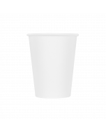 Karat Earth 12oz Eco-Friendly Paper Hot Cups - White (90mm) - 1,000 ct