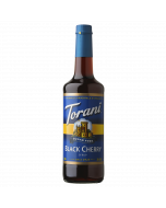 Torani Sugar Free Black Cherry Syrup (750 mL), G-Black Cherry-sf