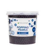 Tea Zone Blueberry Popping Pearls (7 lbs)