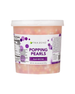 Tea Zone Rainbow Popping Pearls (6.8 lbs)