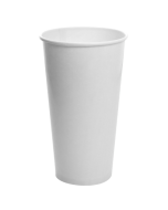 Karat 32oz Paper Cold Cup - White (104.5mm) - 600 ct