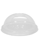Karat 104.5mm PET Dome Lids - 600 ct