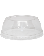 Karat 98mm PET Dome Lids - Wide Opening - 1,000 ct