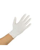 Karat Latex Powder-Free Gloves (Clear) - Large - 1,000 ct, FP-GL1018