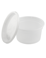 Karat 12 oz PP Injection Molded Deli Containers