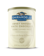 Ghirardelli Sweet Ground White Chocolate Flavored Powder (3.12 lbs)