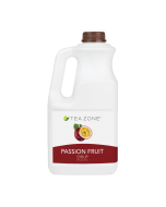 Tea Zone Passion Fruit Syrup (64oz)