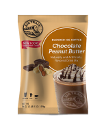 Big Train Chocolate Peanut Butter Blended Ice Coffee Mix (3.5 lbs), P6009