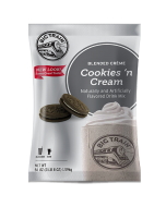 Big Train Cookies 'N Cream Blended Creme Frappe Mix (3.5 lbs)