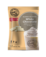 Big Train White Chocolate Latte Blended Ice Coffee Mix (3.5 lbs), P6032