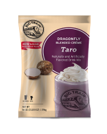 Big Train Dragonfly Taro Blended Creme Frappe Mix (3.5 lbs), P6054