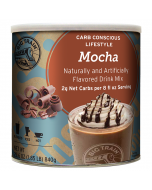 Big Train Low Carb Mocha Blended Ice Coffee Mix (1.85 lbs), P6085