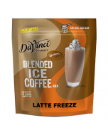 DaVinci Latte Freeze Blended Ice Coffee Mix (3 lbs) - Formerly Caffe D'Amore, P7203