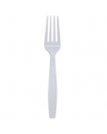 Karat PS Extra Heavy Weight Forks - White - 1,000 ct, U2020W