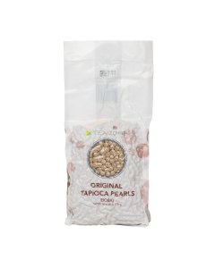 Tea Zone Original Tapioca - Bag Boba (6 lbs), A1000a