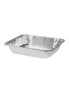 Karat Half Size Standard Aluminum Foil Deep Steam Table Pans, AF-STP300