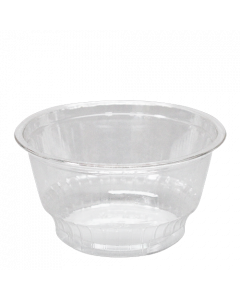 Karat 5oz PET Dessert Cups (92mm) - 1,000 ct, C-KD5