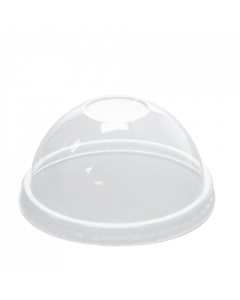 Karat 8oz PET Food Container Dome Lids (95mm) - 1,000 ct