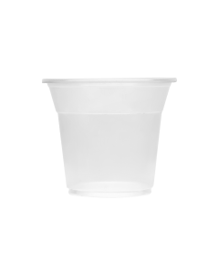 Karat 8.5oz PP U-Rim Y-Series Cold Cups (95mm) - 2,000 ct