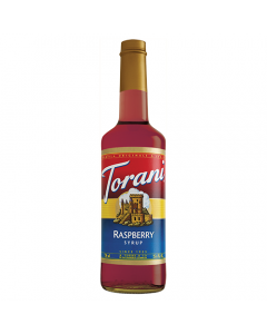 Torani Raspberry Syrup (750 mL), G-Raspberry