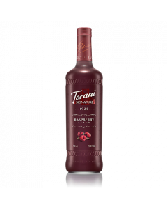 Torani Signature Raspberry Syrup (750 mL)