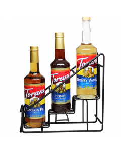 Torani Syrup Wire Rack (3 Bottles), G-WireRack3