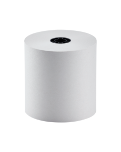 "Karat 3"" x 165' Bond Paper Rolls - White - 50 ct"