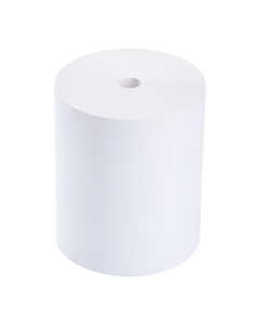 "Karat 3 1/8"" x 220' White Thermal Paper Rolls - 50 ct"