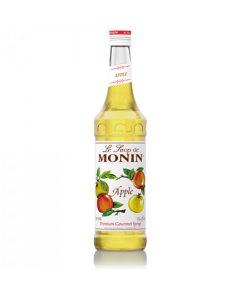 Monin Apple Syrup (750mL), H-Apple, regular