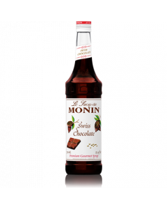 Monin Swiss Chocolate Syrup (750mL), H-Chocolate, Swiss