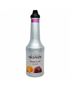 Monin Passion Fruit Puree (1L), H-Puree, Passion Fruit