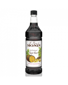 Monin Old Fashion Root Beer Syrup (1L), H-Soda, Old Fashioned Root Beer, 1.0L