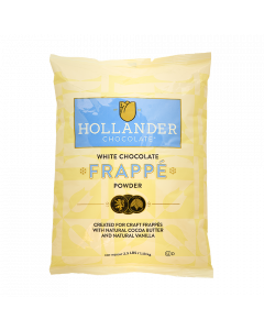 Hollander White Chocolate Frappe Powder (2.5lbs)