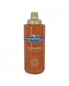 Ghirardelli Caramel Flavored Sauce Squeeze Bottle (16oz), I-Caramel-S (16oz bottle)