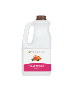 Tea Zone Grapefruit Syrup (64oz)
