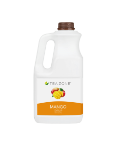 Tea Zone Mango Syrup (64oz)