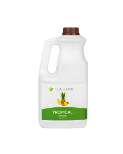 Tea Zone Tropical Syrup (64oz), J1092